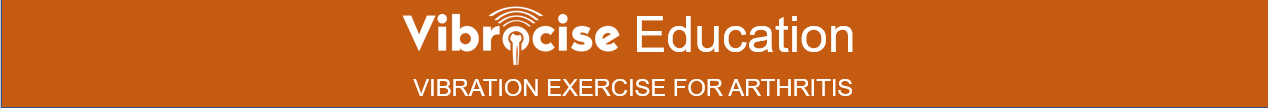 Vibrocise education banner