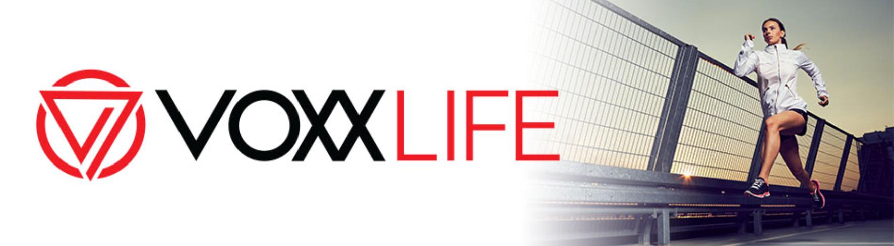 Voxx banner running